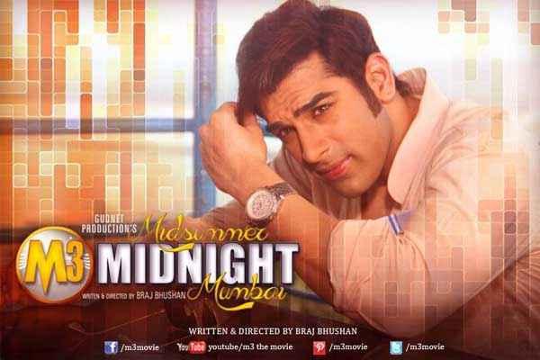Midsummer Midnight Mumbai Paras Chhabra HD Poster