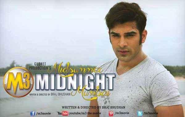 Midsummer Midnight Mumbai Paras Chhabra Image Poster