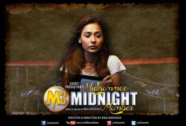 Midsummer Midnight Mumbai Sara Khan HD Poster