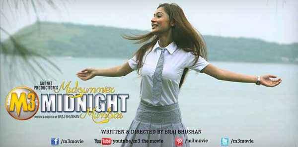 Midsummer Midnight Mumbai Sara Khan Image Poster