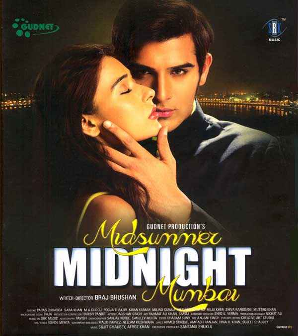 Midsummer Midnight Mumbai  Poster