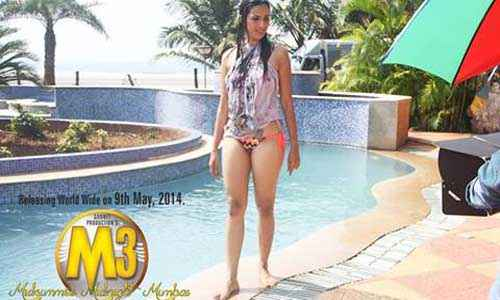 Midsummer Midnight Mumbai Pooja Thakur Hot Bikini Stills