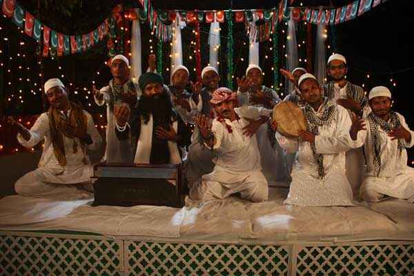 Midsummer Midnight Mumbai Qawwali Stills