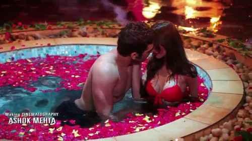Midsummer Midnight Mumbai Sara Khan Hot Boobs Stills