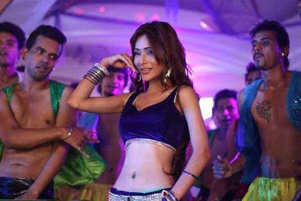 Midsummer Midnight Mumbai Sara Khan Item Song Stills