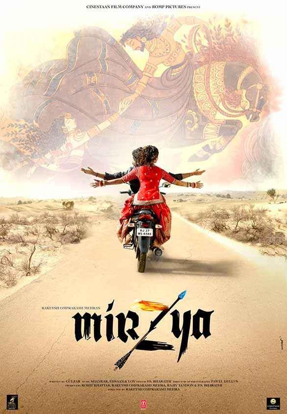 Mirzya Image Poster