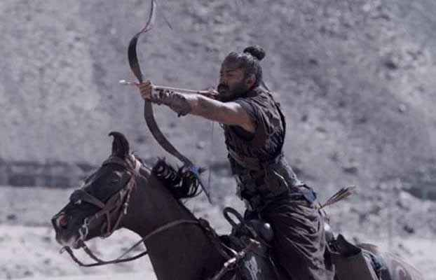 Mirzya Harshvardhan Kapoor On Hourse Stills