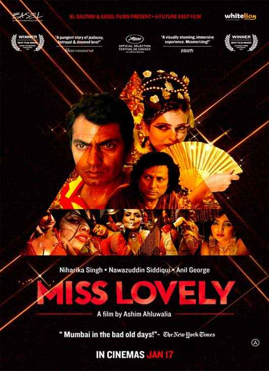 Miss Lovely First Look Poster