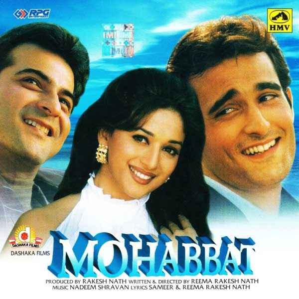 Mohabbat HD Wallpaper Poster