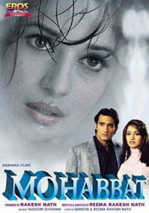 Mohabbat Poster