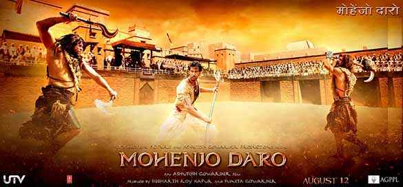 Mohenjo Daro First Look Poster