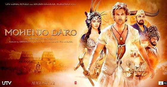 Mohenjo Daro HD Poster