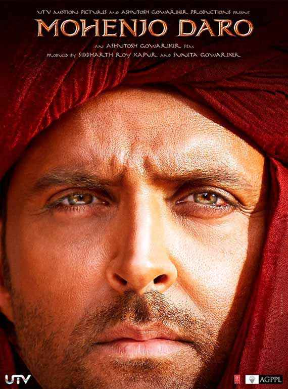 Mohenjo Daro Hrithik Roshan HD Wallpaper Poster