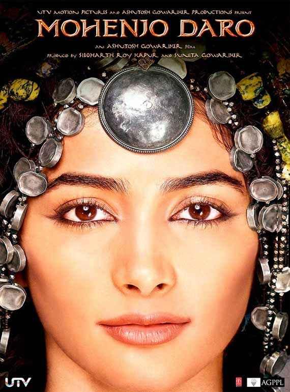 Mohenjo Daro Pooja Hegde HD Wallpaper Poster