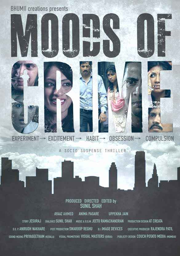 Moods Of Crime Image Poster