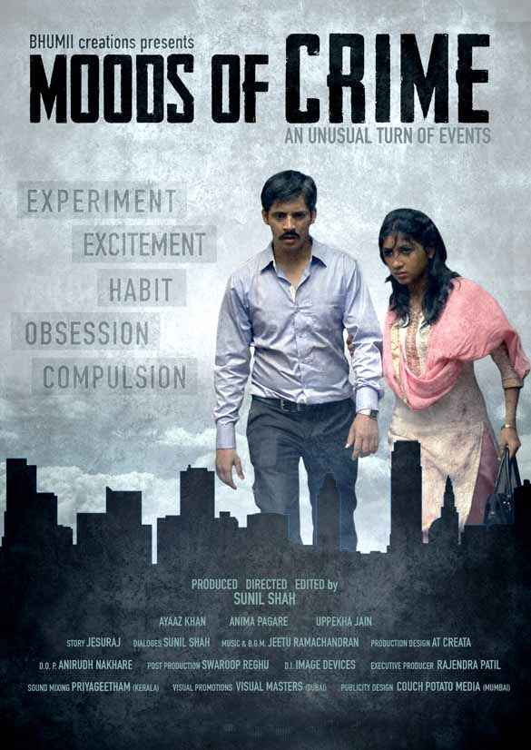 Moods Of Crime Poster