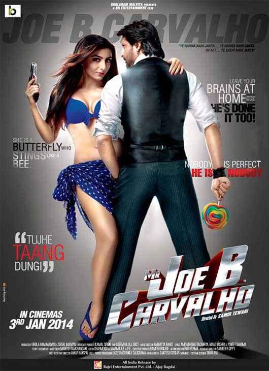 Mr Joe B Carvalho Poster