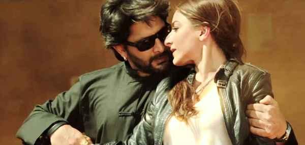 Mr Joe B Carvalho Arshad Warsi Soha Ali Khan Romance Stills