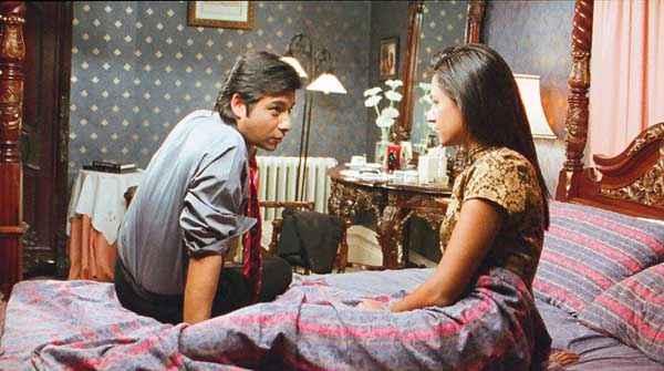 Mr. Singh Mrs. Mehta Bedroom Scene Stills
