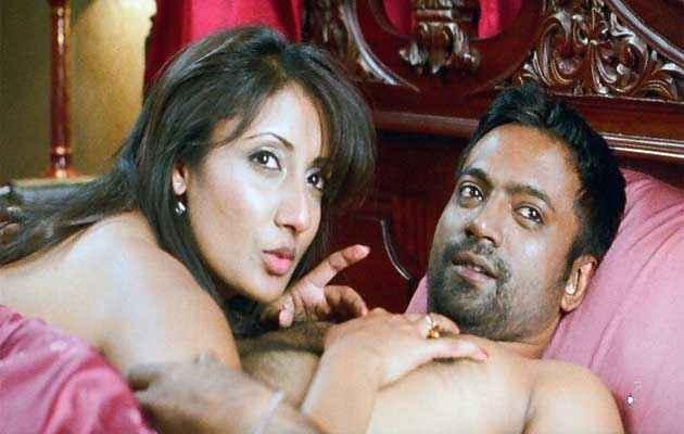 Mr. Singh Mrs. Mehta Prashant Narayanan Aruna Shields Bed Scene Stills