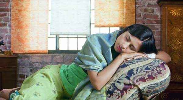 Mr. Singh Mrs. Mehta Sleeping Mood Stills