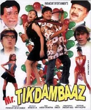 Mr Tikdambaaz  Poster