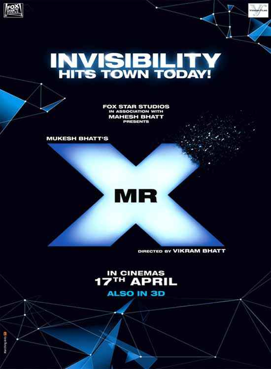 Mr. X 2015 Poster