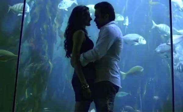 Mr. X 2015 Emraan Hashmi Amyra Dastur Hot Scene Stills