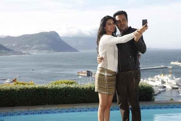 Mr. X 2015 Emraan Hashmi Amyra Dastur Taking Selfie Stills