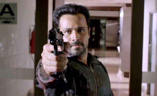 Mr. X 2015 Emraan Hashmi With Gun Stills