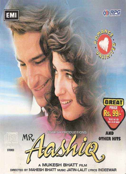 Mr. Aashiq (1996) Poster