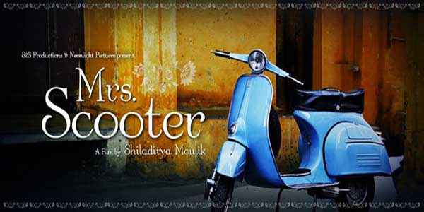 Mrs Scooter First Look Poster
