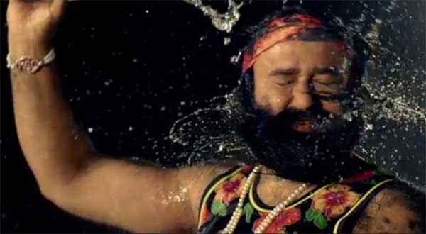 MSG The Messenger of God Saint Gurmeet Ram Rahim Singh Ji Insan Action Stills
