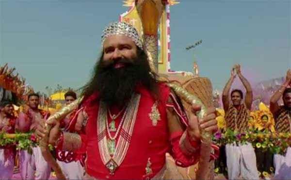 MSG The Messenger of God Saint Gurmeet Ram Rahim Singh Ji Insan Picture Stills