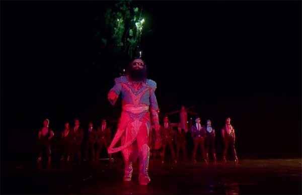 MSG The Messenger of God Saint Gurmeet Ram Rahim Singh Ji Insan With Goggle Stills