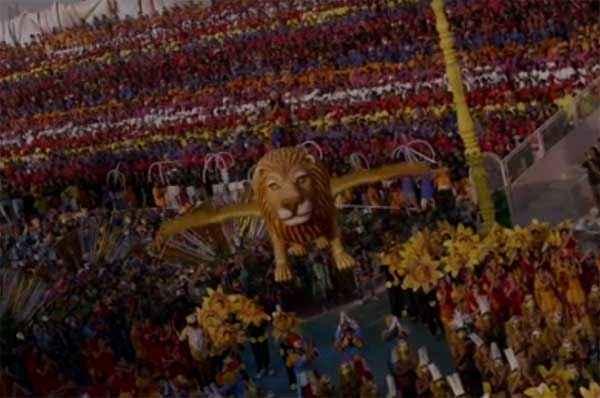 MSG The Messenger of God Tiger Stills