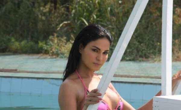 Mumbai 125 KM Veena Malik Bikini Photo Stills