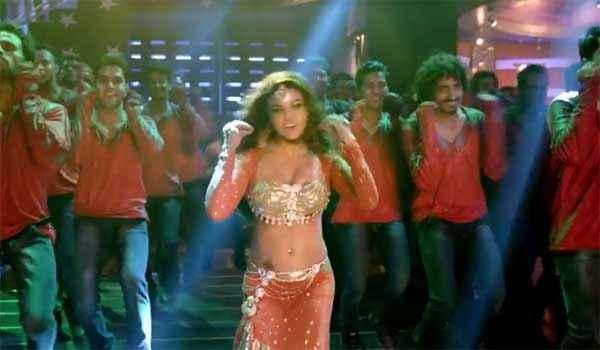 Mumbai Can Dance Saala Ashima Sharma Boobs Cleavage Stills