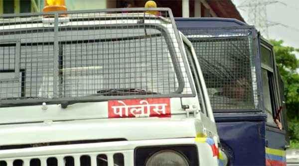 Mumbai Can Dance Saala Police Van Stills
