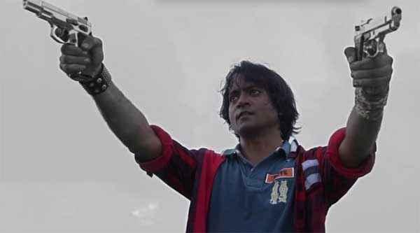 Mumbai Can Dance Saala Prashant Narayanan With Gun Stills