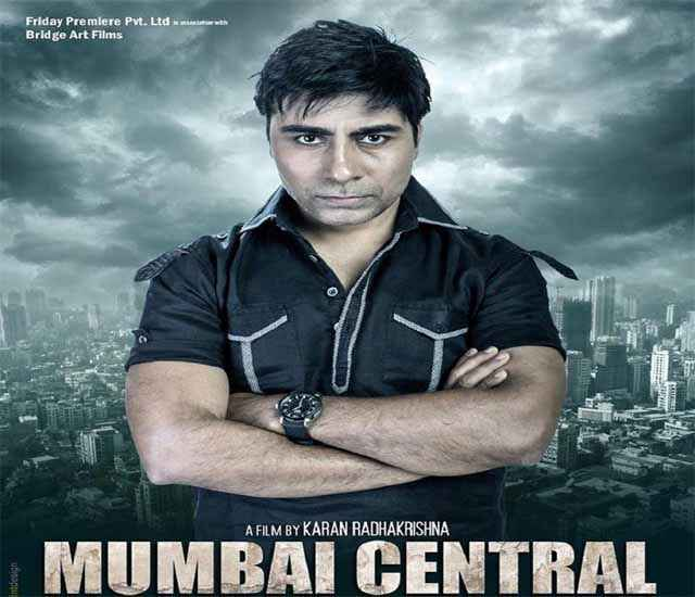 Mumbai Central HD Wallpaper Poster