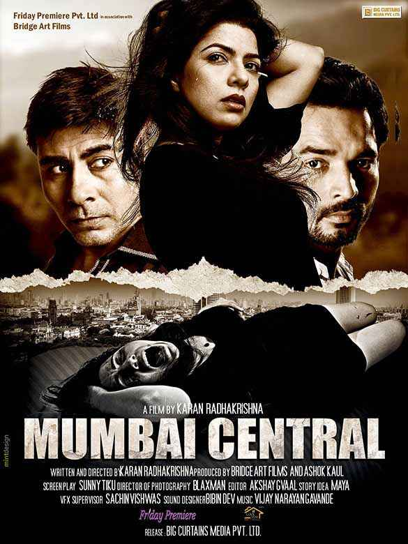 Mumbai Central Image Poster