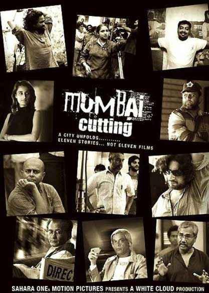 Mumbai Cutting Poster