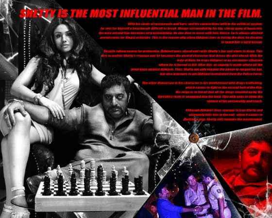 Mumbai Mirror Prakash Raj Acting Poster