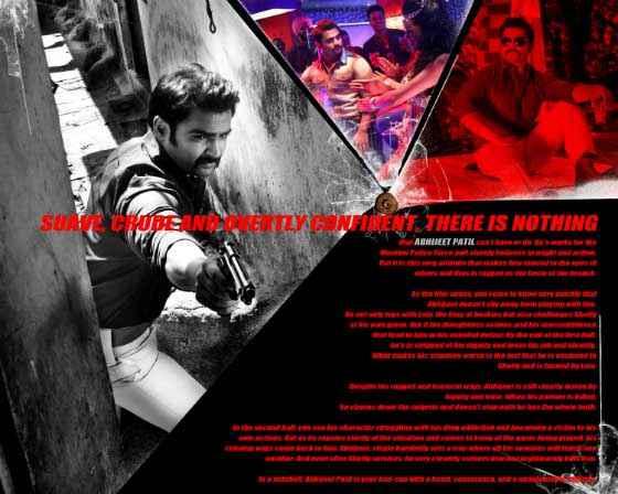 Mumbai Mirror Sachiin Joshi Acting Poster