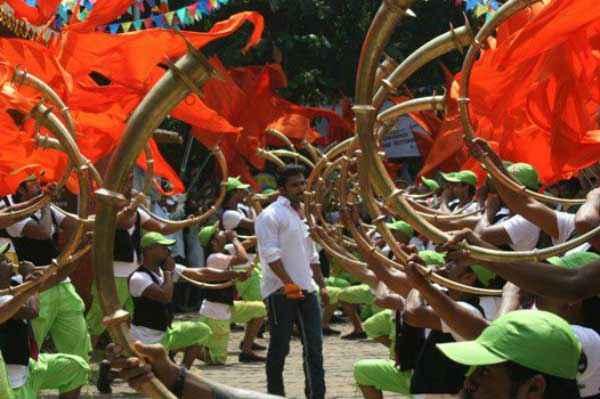 Mumbai Mirror Sachiin Joshi In Govinda Ala Re Song Stills