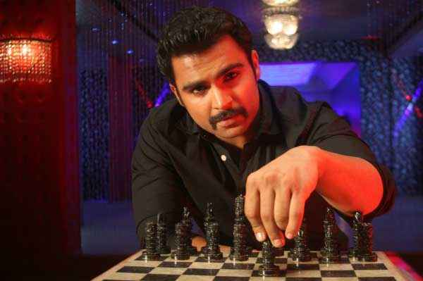 Mumbai Mirror Sachiin Joshi Playing Chess Stills