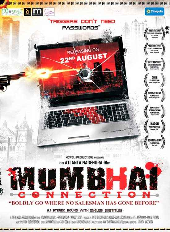 Mumbhai Connection First Look Poster