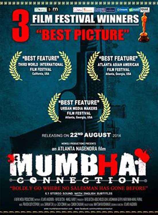 Mumbhai Connection Wallpaper Poster