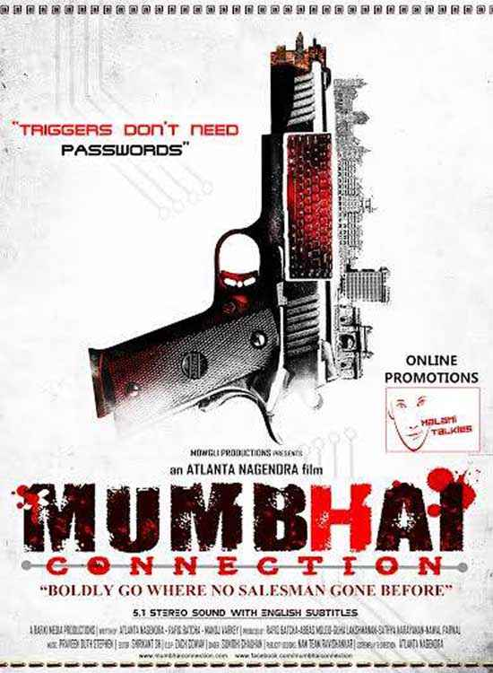 Mumbhai Connection Poster